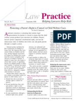 American Bar Association-Child Law Practice