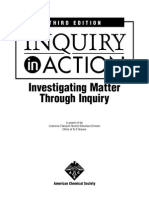 Inquiry in Action-Investigating Matter