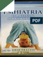 Psihiatria Copilului Si Adolescentului