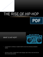 The rise of hip-hop.pptx