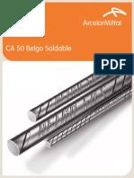 CA 50 Soldable Belgo