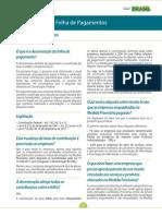 Cartilha De Desoneração SRF