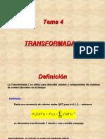 Transformada Z Mediante Integral de Inversión