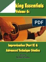 Book - Improvisation book