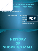 History of Shopping Mallp