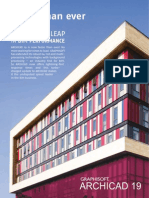 Archicad19 Flyer