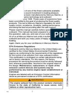 Mariner owners manual