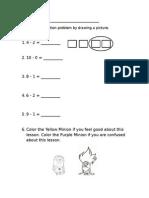 minion ws unit 3 lesson 1