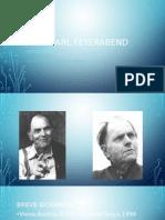 Paul Karl Feyerabend - biografia