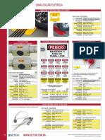 Catálogo Proteção - Lacres e Sinalização Elétrica