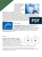 Agua Dioxido de Carbono