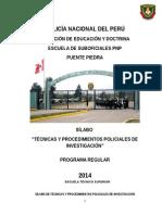 2014 Técnicas y Procedimientos de Ic.doc