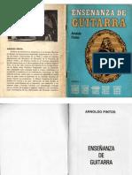 Enseñanza de Guitarra - Arnoldo Pintos