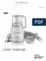 Avent User Manual