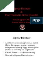 Bipolar Lecture & PTSD
