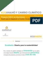 Ecodiseño y Cambio Climático