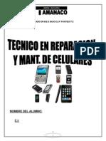 Tecnico en Rep y Mant de Celulares