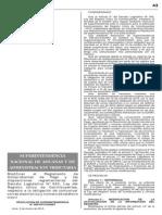 Resoluc 068.2015, Modificaciones Regto Comprobantes de Pago, Pub 06 Mar 2015