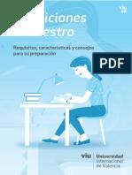 eBook Oposiciones Maestro