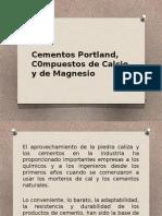 Cemento, Yeso y Derivados