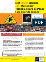 Depliant Informatif Tour de France Version Finale