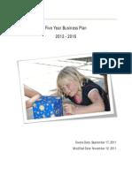 Camp Quest West 2012 2016 Business Plan[1]