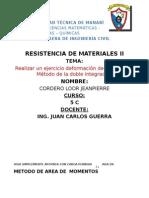 Resistencia de Materiales 2