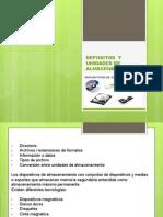 Depositos y Unidades de Almacenamiento
