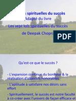 Sept Lois Spirituelles Du Succes