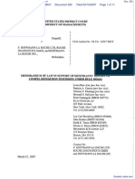 Amgen Inc. v. F. Hoffmann-LaRoche LTD et al - Document No. 320
