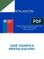 Presentacion 6 MENTALIZACIÓN