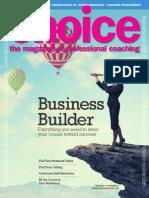 Choice Magazine - July 2015 Marketing Article