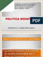 POLITICA MONETARIA.ppt