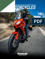 Kawasaki 2015 Sportbike Full Line