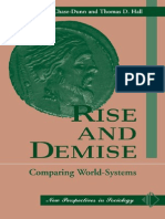 Christopher Chase-dunn, Thomas D Hall-Rise and Demise_ Comparing World Systems (New Perspectives in Sociology) (1997)