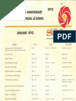 Sun City 10th Anniversary Events
