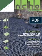 Separadores hormigon estructural