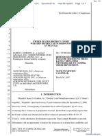 Gordon v. Virtumundo Inc et al - Document No. 116