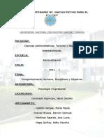 COMPORTAMIENTO HUMANO.doc