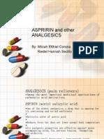 Aspririn and Other Analgesics