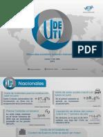 UDETI - Últimos datos económicos, turísticos e internacionales 1