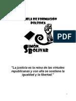 Escuela de Formación Política Simón Bolívar