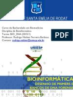 Aula de bioinformática