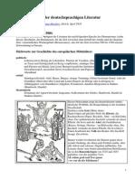 Illustrierte Literatur Geschichted