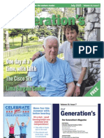 Our Generations Magazine - July 2015