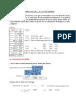 Practica CALCULO DE AZUDES