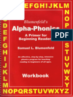 Alpha Phonics Primer Sample