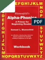 Alpha Phonics Primer Sample
