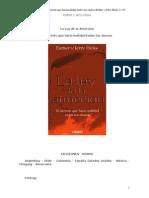 La Ley de Atracción Abraham Hicks PDF