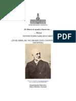 Contenidos Museo Histórico Nacional Archivos PEDRO LIRA